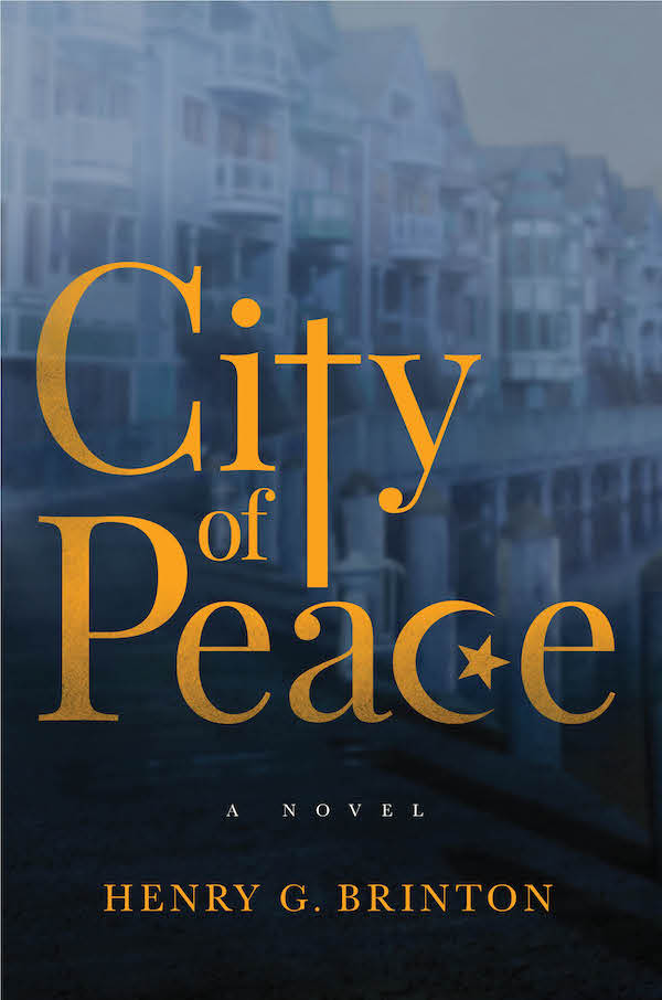 City of Peace book cover